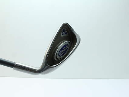 Ping G5 Single Iron 6 Iron Accra I Series Graphite Regular Right Handed Red dot 38.25 in