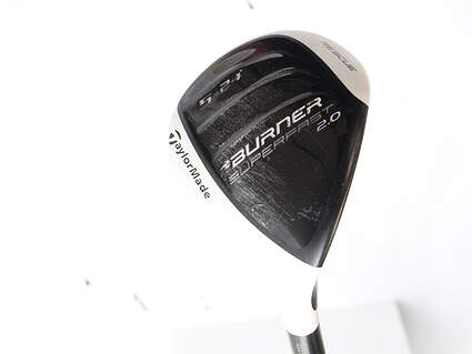 TaylorMade Burner Superfast 2.0 Hybrid 5 Hybrid TM Reax 50 Graphite Ladies Right Handed 39 in