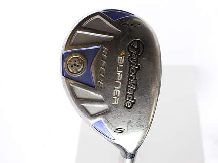 TaylorMade Burner Rescue Hybrid 5 Hybrid 25* TM Fujikira Reax 50 Graphite Ladies Right Handed 38.25 in