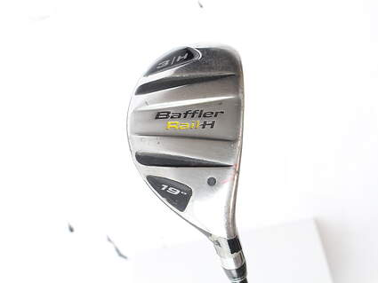 Cobra Baffler Rail H Hybrid 3 Hybrid 19* Cobra Motore Baffler Rail-H Graphite Stiff Right Handed 40.5 in