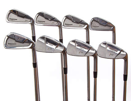Bridgestone J33 Forged Combo Iron Set 3-PW Dynamic Gold SL S300 Steel Stiff Right Handed 38.25 in