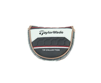 TaylorMade TP Collection Ardmore Mallet Putter Headcover Black/Gold