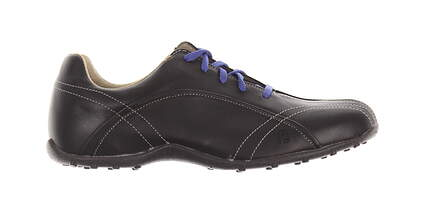 New Womens Golf Shoe Footjoy Casual Collection Wide 6 Black MSRP $120