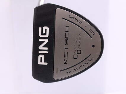 Ping Ketsch Counterbalance Putter Slight Arc Steel Right Handed 38 in