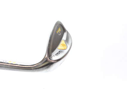 Cleveland CG14 Gunmetal Wedge Sand SW 56* 14 Deg Bounce Cleveland Traction Wedge Steel Wedge Flex Right Handed 36 in