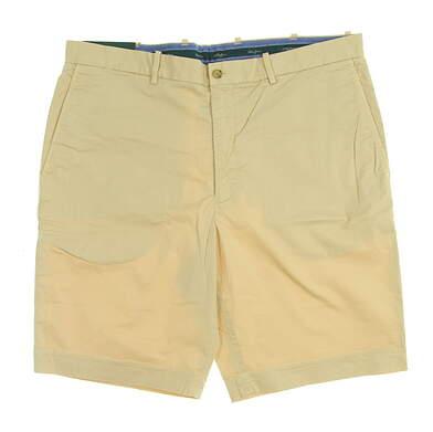 New Mens Bobby Jones Golf Shorts Size 38 Tan MSRP $89
