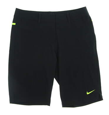 New Womens Nike All Shorts Size 6 Black MSRP $60 640427