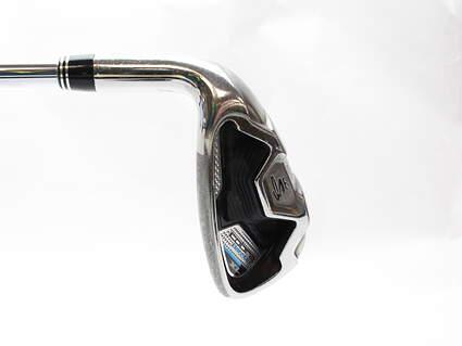 Cobra Baffler XL Single Iron 9 Iron True Temper Multi Step Lite Steel Stiff Left Handed 36 in