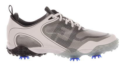 New Mens Golf Shoe Footjoy Freestyle Medium 13 White MSRP $190 57330