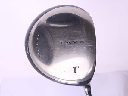 Mizuno Tava 2006 Driver 14* Stock Graphite Shaft Graphite Ladies Right Handed 43 in