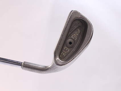 Ping Eye 2 Single Iron 4 Iron Stock Steel Shaft Steel Stiff Right Handed Black Dot 38.5 in
