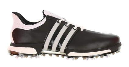 New Mens Golf Shoe Adidas Tour 360 Boost Medium 9.5 Black/White MSRP $200 Q44821
