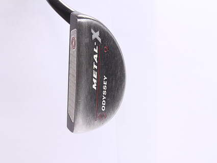 Odyssey Metal X 9 Putter Steel Right Handed 34 in