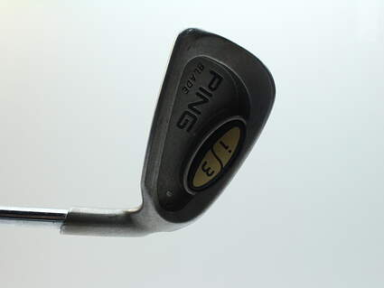 Ping i3 Blade Single Iron 3 Iron Ping Z-Z65 with Cushin Insert Steel Stiff Right Handed White Dot 39.5 in