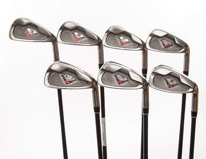 Wilson Staff Staff Ci7 Iron Set 4-PW UST Proforce V2 Graphite Regular Right Handed 38 in