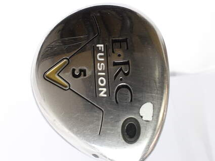 Callaway ERC Fusion Fairway Wood 5 Wood 5W Stock Graphite Shaft Graphite Ladies Right Handed 41.5 in