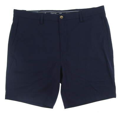 New Mens Vineyard Vines Links Golf Shorts Size 40 Navy Blue MSRP $85 1H0453-408