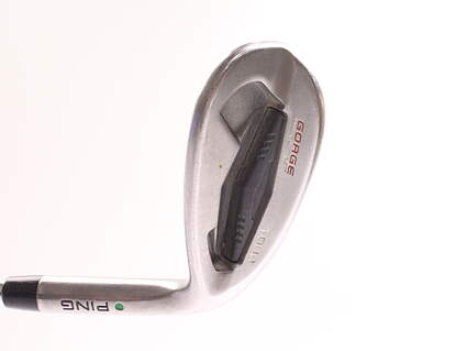 Ping Tour Gorge Wedge Lob LW 58* Standard Sole Stock Steel Shaft Steel Wedge Flex Right Handed Green Dot 36 in