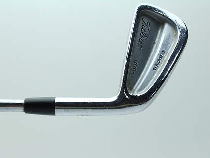 Titleist 690.CB Forged Single Iron 3 Iron True Temper Dynamic Gold S300 Steel Stiff Right Handed 39 in