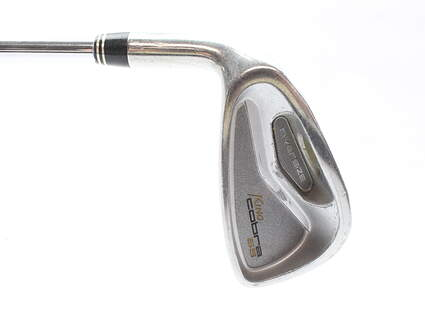 Cobra SS Oversize Single Iron 4 Iron Stock Steel Shaft Steel Regular Left Handed 38 in