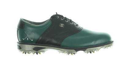 New Mens Golf Shoe Footjoy My Joys Medium 11 Black/Green MSRP $160
