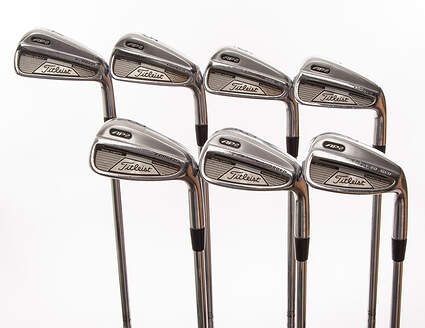 Titleist AP2 Iron Set 4-PW True Temper Dynamic Gold S300 Steel Stiff Right Handed 38.5 in