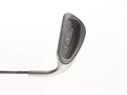 Ping Eye 2 Single Iron 8 Iron Ping ZZ Lite Steel Stiff Right Handed Orange Dot 35.75 in