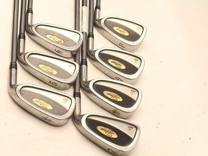 Titleist DCI 822 Oversize Iron Set 3-PW Stock Graphite Shaft Graphite Regular Right Handed 38 in