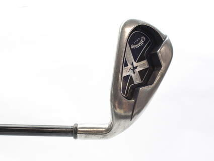 Callaway X-18 Single Iron 4 Iron Callaway System CW75 Graphite Regular Right Handed 38.5 in