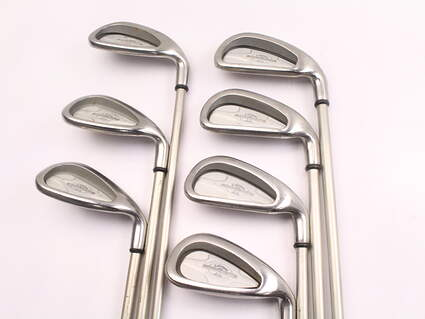 Callaway X-14 Iron Set 5-PW SW Callaway Gems Graphite Ladies Right Handed 37 in