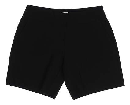 New Womens Footjoy Golf Shorts Size Small S Black MSRP $80 24099