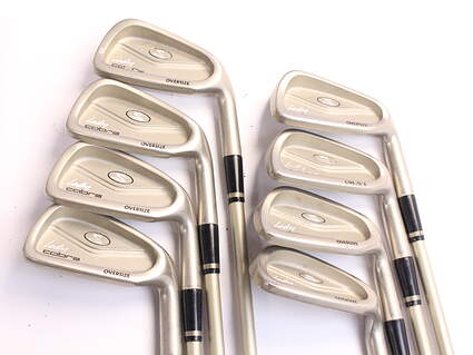Cobra Lady Cobra Iron Set 4-PW SW Lady Cobra Shaft Graphite Ladies Right Handed 37 in