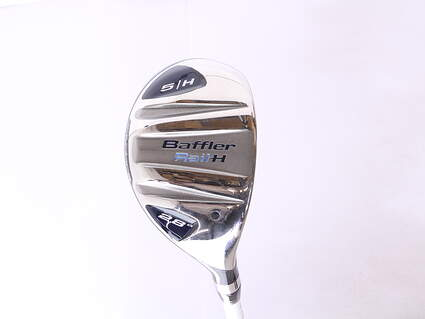 Mint Cobra Baffler Rail H Hybrid 5 Hybrid 28* Cobra Motore Baffler Rail-H Graphite Ladies Right Handed 39 in