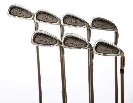Cobra Gravity Back Iron Set 4-PW Stock Graphite Shaft Graphite Ladies Right Handed 37 in