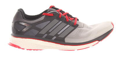 New Mens Running Shoe Adidas Adipower Boost 2 Medium 10 Gray D73880