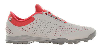 New Womens Golf Shoe Adidas Adipure Sport Medium 9.5 Gray MSRP $100 Q44741