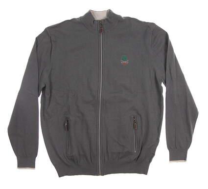 New W/ Logo Mens G-Mac Corleck Sweater Medium M Purple MSRP $125