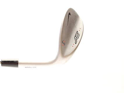 Nike SV Tour Chrome Wedge Gap GW 52* 10 Deg Bounce T Grind Steel Stiff Right Handed 35.5 in