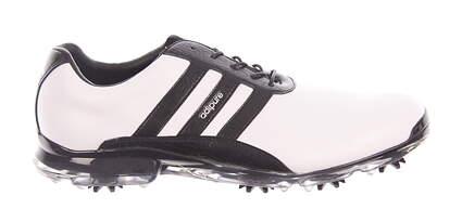 New Without Box Mens Golf Shoe Adidas Adipure Classic Medium 11 White/Black MSRP $170 Q44839