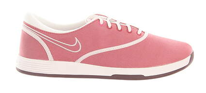 New Womens Golf Shoe Nike Lunar Duet Sport 7 Red MSRP $100