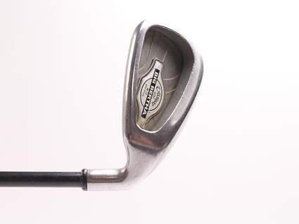 Callaway X-12 Single Iron 8 Iron Stock Graphite Shaft Graphite Stiff Right Handed 36.5 in