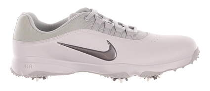New Mens Golf Shoe Nike Air Rival 4 Size 9 White MSRP $100