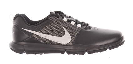 New W/O Box Mens Golf Shoe Nike Explorer SL 8.5 Black MSRP $85