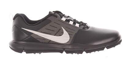 New Mens Golf Shoe Nike Explorer SL 12 Black MSRP $85