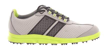 New Mens Golf Shoe Footjoy Superlites CT 9.5 Gray MSRP $200