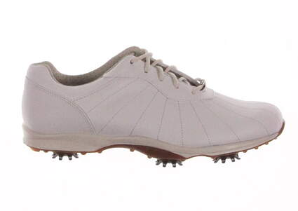 New Womens Golf Shoe Footjoy emBody Narrow 9.5 White MSRP $130 96100