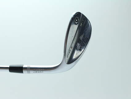 Titleist Vokey SM6 Tour Chrome Wedge Lob LW 58* 12 Deg Bounce K Grind SM6 BV Steel Wedge Flex Right Handed 35 in