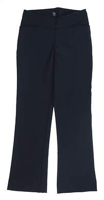 New Womens Tail Golf Pants Size 8 Midnight Navy MSRP $70 GX4407
