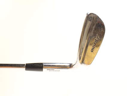 Mizuno MP 33 Single Iron Pitching Wedge PW Rifle 6.0 Steel Stiff Right Handed 36 in