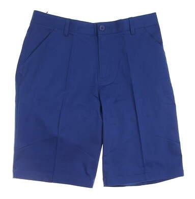 New Mens Adidas adiPure Golf Short Size 32 Blue MSRP $85 BC7484